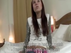 sexy teenage talks about what she is wants