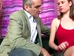 russian student girl screwed by her old teacher