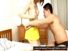daddy likes to violate japanese teen booty