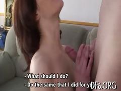 virgin floozy licked& fucked