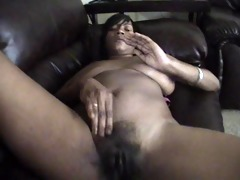 hairy pussy honey from my hood booty clappin for