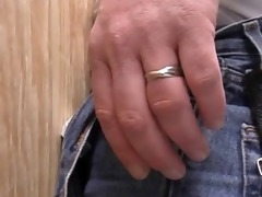 magnificence hole horny dad is happy to engulf