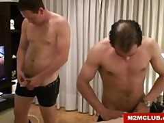 str8 boys serviced by a old chap