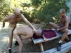 jack takes loads outdoors