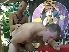 ken acquires deep-dicked
