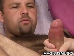adriano eder and heictor mota: delectable hirsute