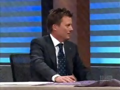 sam newman nearly naked