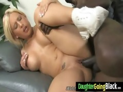 my youthful daughter nailed by phat black
