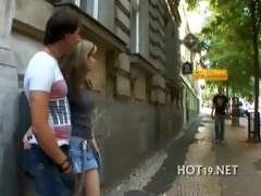 stranger bangs teen hotty