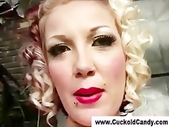 sexy interracial bitch gets pussy screwed