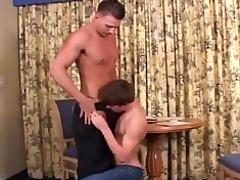 daddy bangs a guy hard