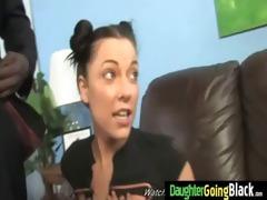 large black schlong monster fucks my daughters