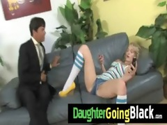 daughter going black 16