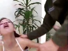 older dudes fuck youthful latina cutie