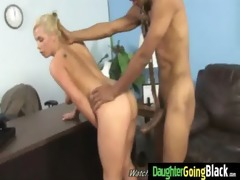 taut youthful teen takes big darksome dong 27