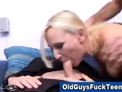 old lads fuck sexy younger babe
