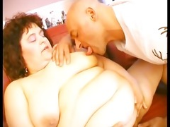 tubby receives a cock