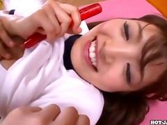 japanese girls seduce hawt sister at park.avi