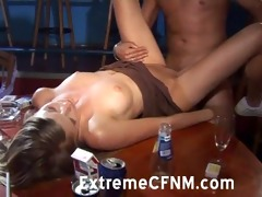 mothers girlfriends sisters fuck in public party