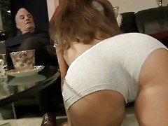 old man pumps mikas youthful ass hole