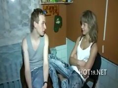 new teen is pounded