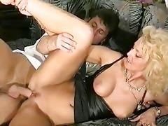 hawt blond german mother