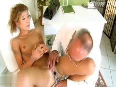 hot daughter bound and gagged