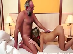sexy russian playgirl drilled by hard ramrod
