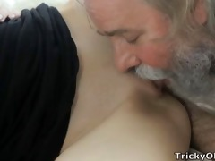 tricky old teacher - alina loves to acquire