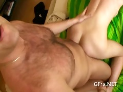 she plays with big dick of guy
