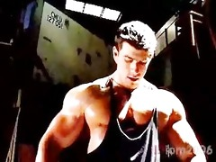 zeb atlas younger day - muscleworship