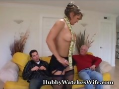 cougar babe seduces young dude