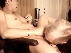 grandad like to engulf dick and eat cum