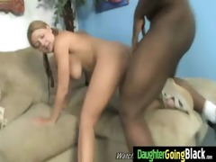 watchung my daughter getting fucked by dark