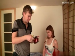 young daughter oral-service